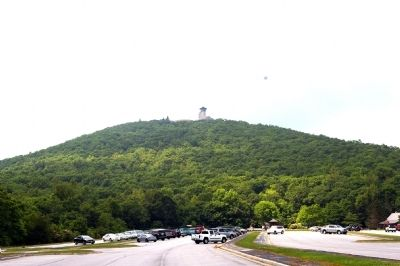 Brasstown Bald Photo, Click for full size