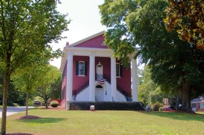 Old Campbell County Courthouse Photo, Click for full size