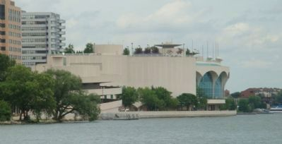 The Monona Terrace Community and Convention Center image. Click for full size.