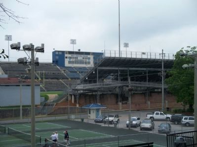 Florence's Braly Municipal Stadium image. Click for full size.