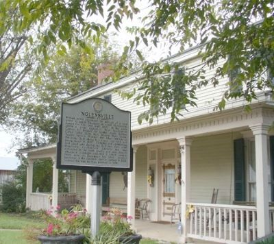 Nolensville Marker Scene Photo, Click for full size