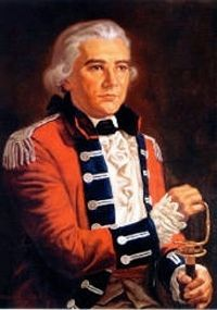 Lt. Colonel John Harris Cruger<br>(1738-June 2, 1807) Photo, Click for full size