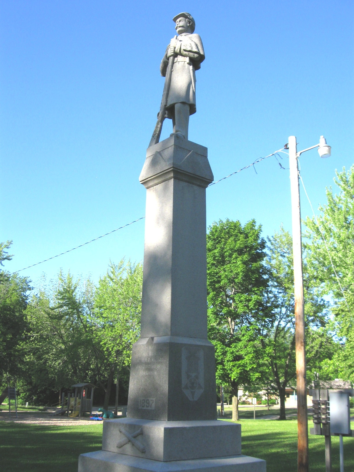 New Lisbon Civil War Memorial