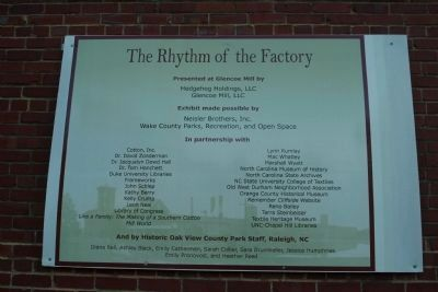 Rhythm of the Factory Series of Markers image. Click for full size.