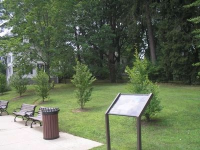 Morristown National Historical Park Marker image. Click for full size.