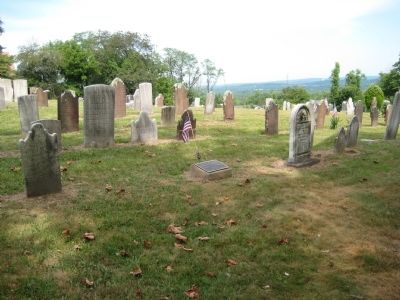 Mt. Bethel Meeting House Cemetery Photo, Click for full size