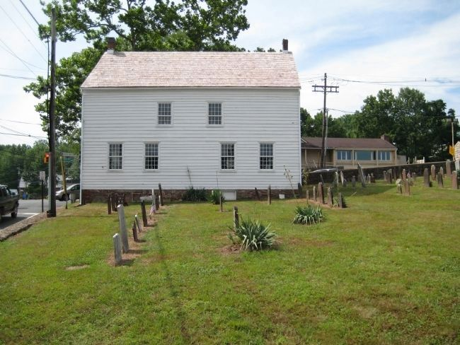 Mt. Bethel Meeting House Photo, Click for full size