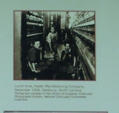 Lunch Time, Kesler Manufacturing Company image. Click for full size.