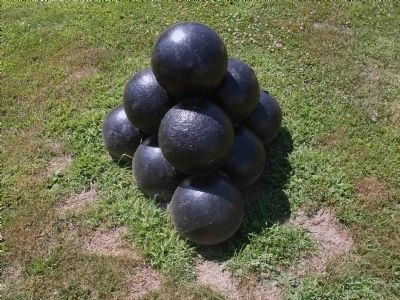Cannon Balls image. Click for full size.