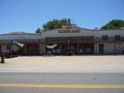 Kirkland Bar and Steakhouse Photo, Click for full size