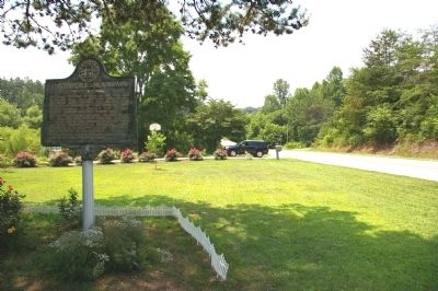 Davenport Mountain Marker Photo, Click for full size