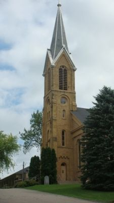 St. Norbert's Church Photo, Click for full size