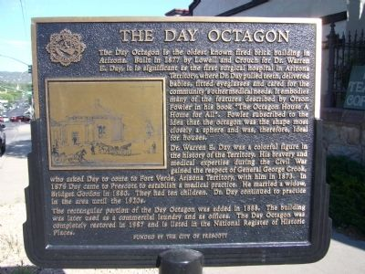 The Day Octagon Marker image. Click for full size.