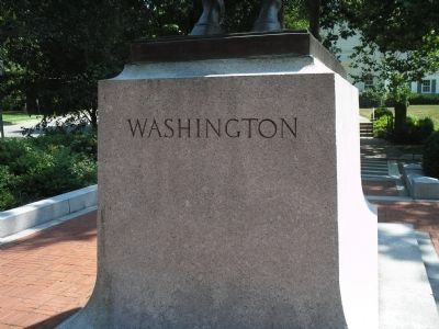 Washington Marker image. Click for full size.