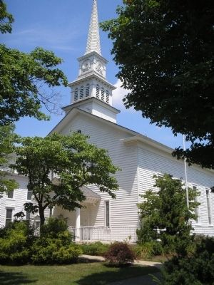 First Presbyterian Church at Suckasunny Plains image. Click for full size.