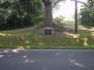 Marker on Canal Road image. Click for full size.