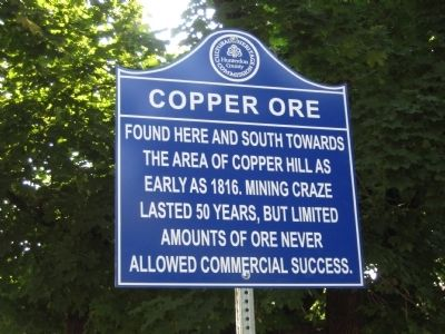 Copper Ore Marker image. Click for full size.