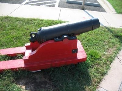 Reproduction Carronade Photo, Click for full size