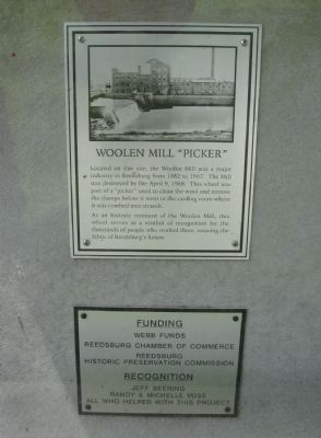 "Woolen Mill ""Picker"" Photo, Click for full size"
