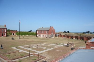 Fort Clinch Photo, Click for full size