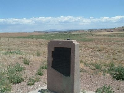 Del Rio Springs Marker Photo, Click for full size