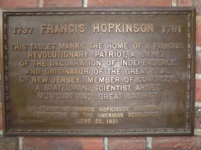 1737 Francis Hopkinson 1791 image. Click for full size.
