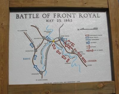 Battle Map Photo, Click for full size