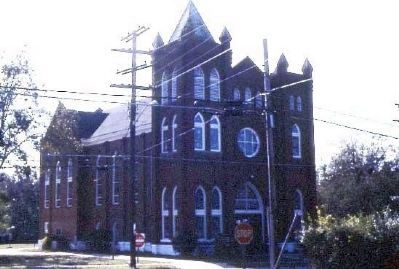Williams Chapel A.M.E. Church image. Click for full size.