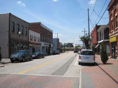Beautiful Downtown Phoebus image. Click for full size.