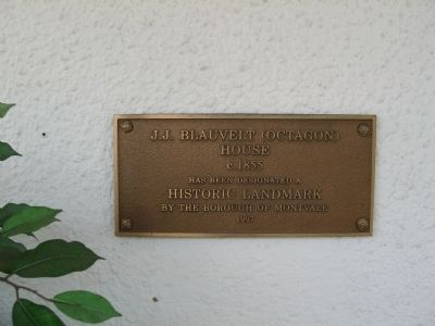 Marker on the House image. Click for full size.