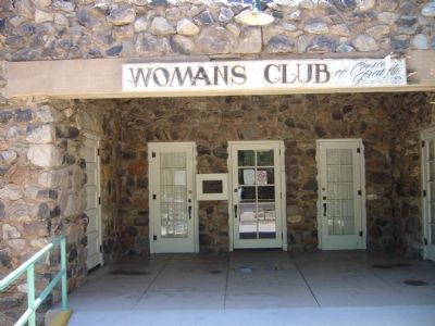 Women's Club of Casa Grande image. Click for full size.