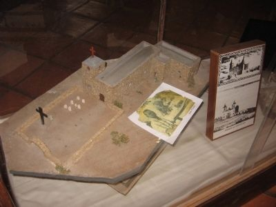 Model of Mission image. Click for full size.