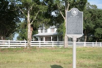 The Kay House Marker and House Photo, Click for full size