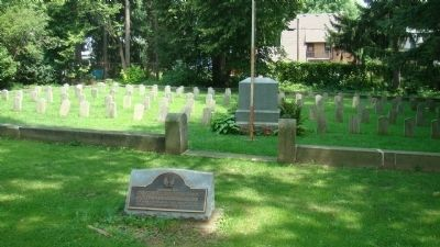 Confederate Rest Marker Photo, Click for full size