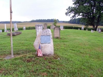 Full View - - Zachariah Cicott Marker Photo, Click for full size