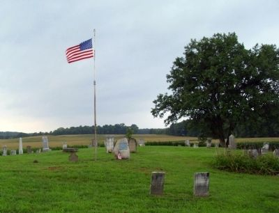 Long View - - Zachariah Cicott Marker Photo, Click for full size