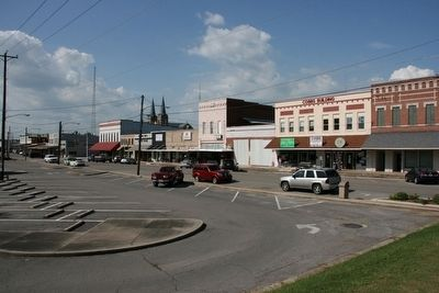 Example of the buildings in the district. image. Click for full size.