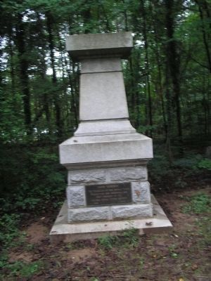 David Schenck Monument image. Click for full size.