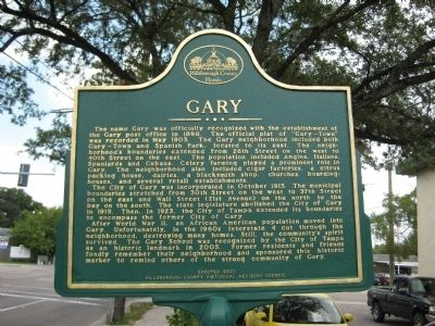 Gary Marker Photo, Click for full size
