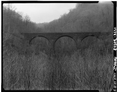 Tray Run Viaduct image. Click for more information.