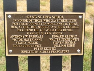 Left Plaque image. Click for full size.