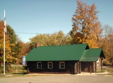 "2007 Photo of the Veedersburg "" Scout Cabin "" image. Click for full size."