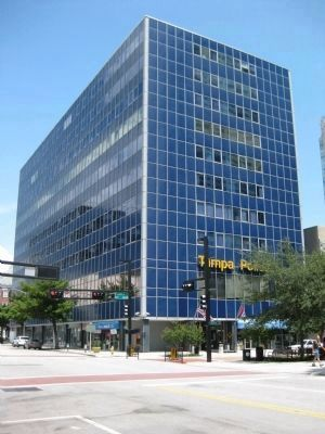 Tampa Police Headquarters image. Click for full size.