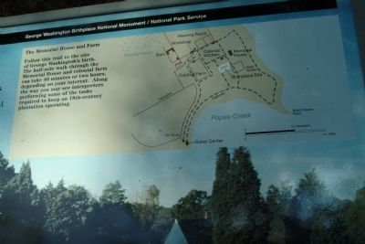 The Historic Area Marker: inset image. Click for full size.