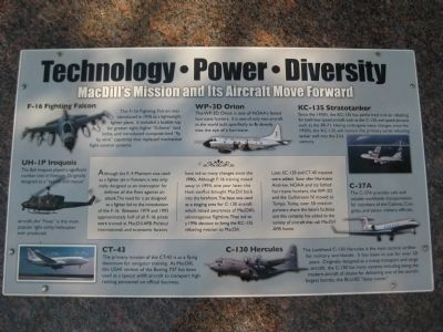 Technology • Power • Diversity Marker image. Click for full size.