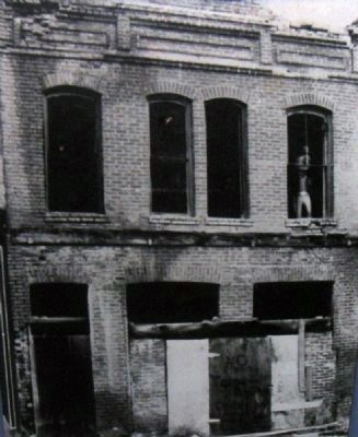 When it was known as The Moran Building image. Click for full size.