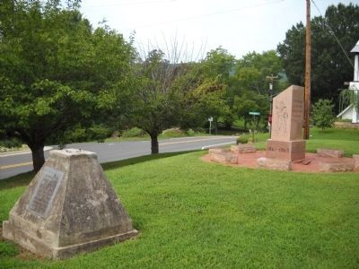Stokes County World War I Monument image. Click for full size.