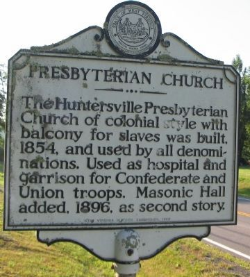 Presbyterian Church Side image. Click for full size.
