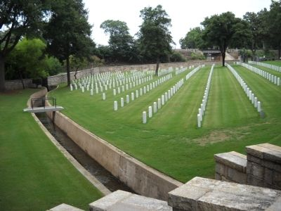 Salisbury National Cemetery image. Click for full size.