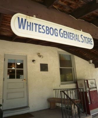 Whitebog General Store image. Click for full size.